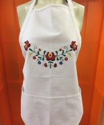 Embroidered Matyo Apron