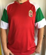 Soccer Jersey Hungary