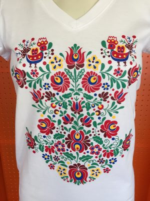 Matyo Bouquet Tee Closeup