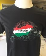Hungary and Hungarians Tee