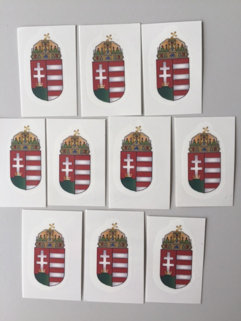 Hungary temporary tattoo