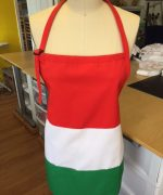 Hungary Apron with Hungarian flag