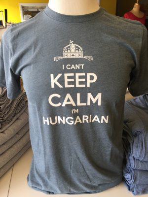 Can't Keep Calm, I'm Hungarian