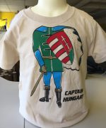 Captain Hungary Tee