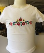 Embroidered Matyo Tee
